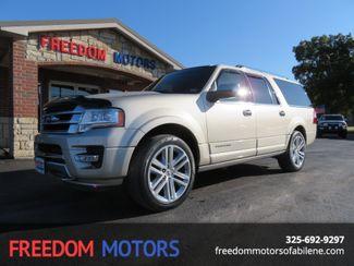 2017 Ford Expedition EL Platinum 4x4 | Abilene, Texas | Freedom Motors  in Abilene,Tx Texas