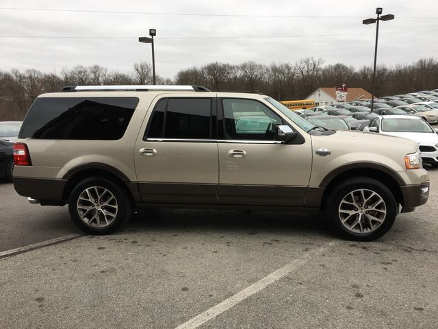 2017 Ford Expedition EL King Ranch 4X4 in Gower Missouri, 64454