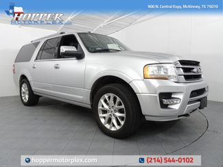 2017 Ford Expedition EL Limited in McKinney, Texas 75070