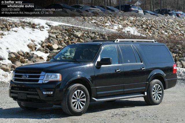 2017 Ford Expedition EL XLT Naugatuck, Connecticut