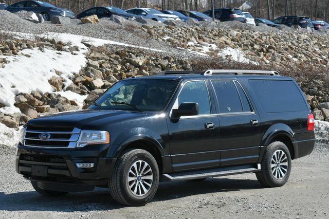 2017 Ford Expedition EL XLT Naugatuck, Connecticut 2