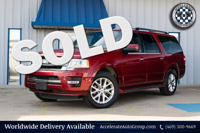 2017 Ford Expedition EL Limited in Rowlett