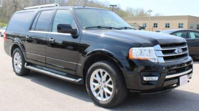 2017 Ford Expedition EL Limited St. Louis, Missouri 0