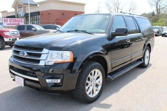 2017 Ford Expedition EL Limited St. Louis, Missouri 2