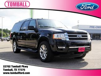2017 Ford Expedition EL Limited in Tomball, TX 77375