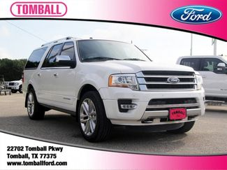 2017 Ford Expedition EL Platinum in Tomball, TX 77375