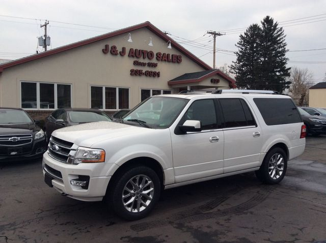 2017 Ford Expedition EL Limited in Troy, NY 12182