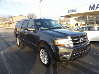 2017 Ford Expedition EL Limited Warsaw, Missouri 16