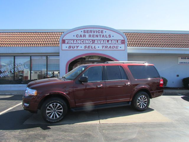 2017 Ford EXPEDITION EL XLT 4X4 *SALE