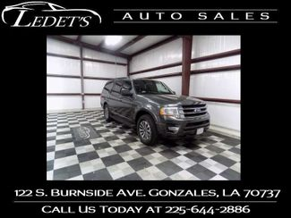 2017 Ford Expedition XLT - Ledet's Auto Sales Gonzales_state_zip in Gonzales