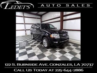 2017 Ford Expedition Limited - Ledet's Auto Sales Gonzales_state_zip in Gonzales