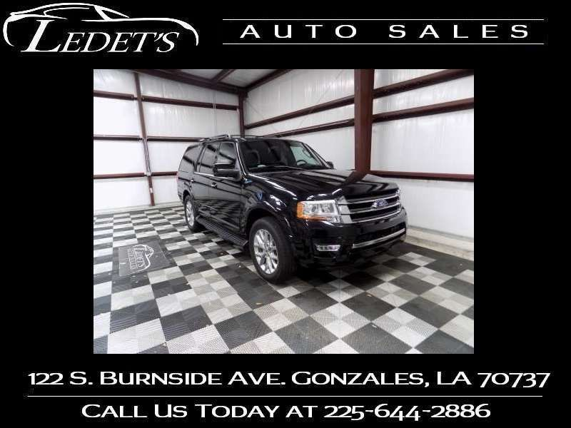 2017 Ford Expedition Limited - Ledet's Auto Sales Gonzales_state_zip in Gonzales Louisiana