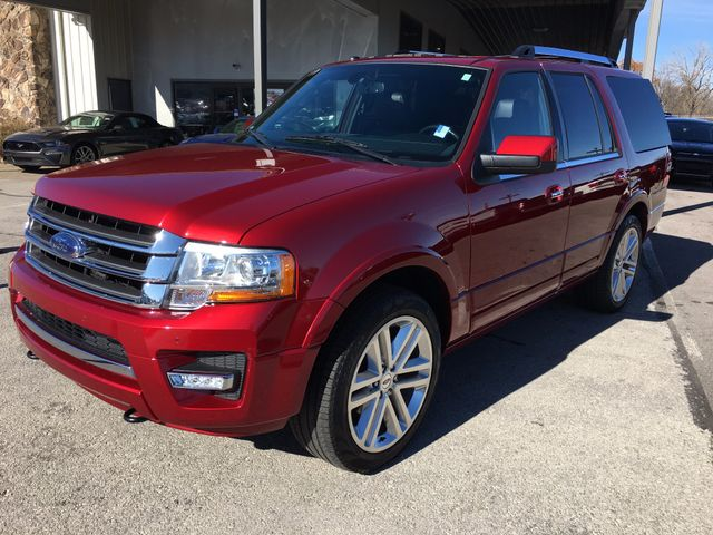 2017 Ford Expedition Limited 4X4 in Gower Missouri, 64454