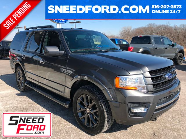 2017 Ford Expedition Limited 4X4