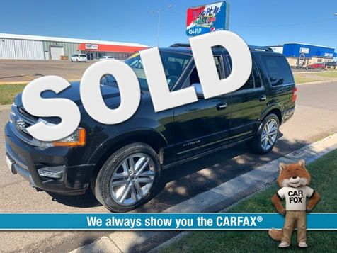 2017 Ford Expedition Platinum in Great Falls, MT