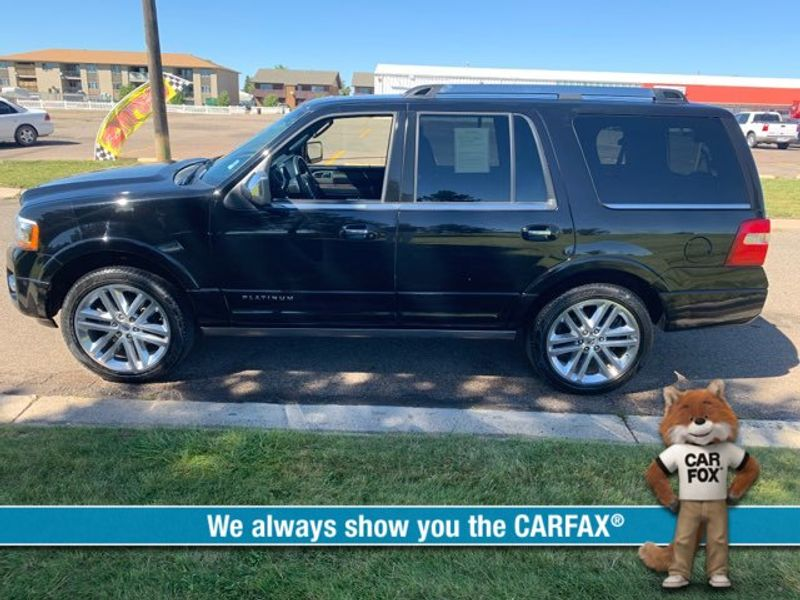 2017 Ford Expedition Platinum  city MT  Bleskin Motor Company   in Great Falls, MT