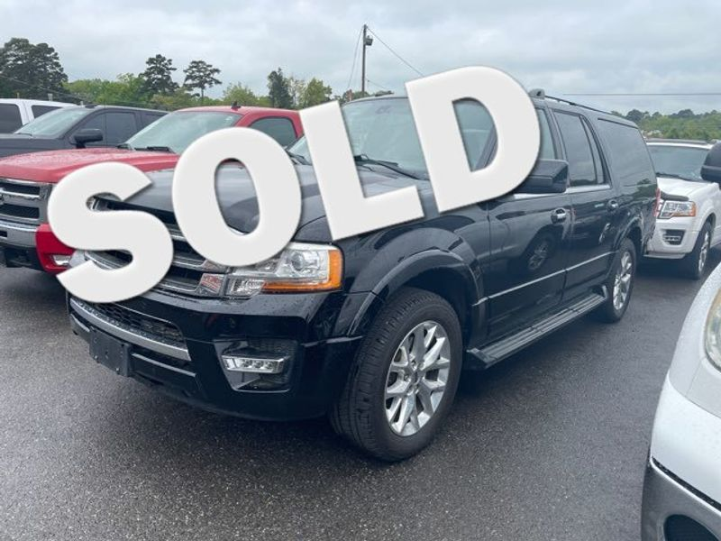 2017 Ford Expedition Limited - John Gibson Auto Sales Hot Springs in Hot Springs Arkansas
