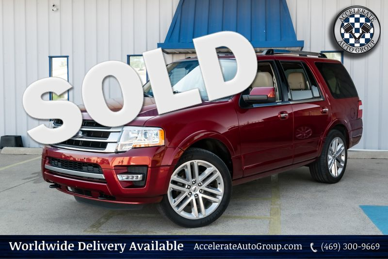 2017 Ford Expedition Limited in Rowlett Texas