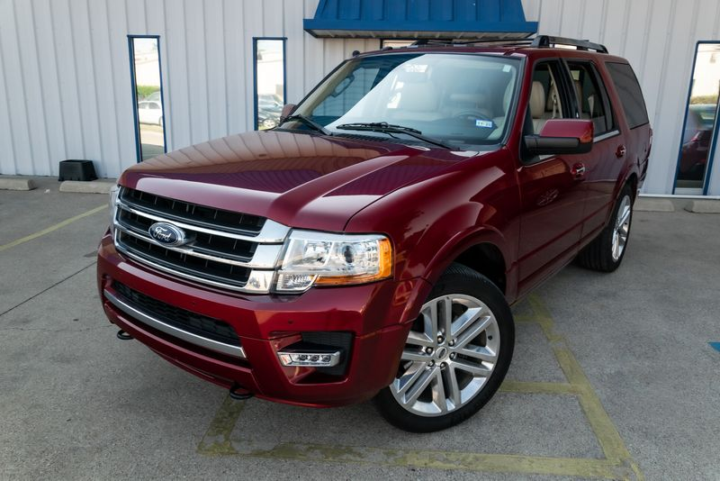 2017 Ford Expedition Limited in Rowlett, Texas