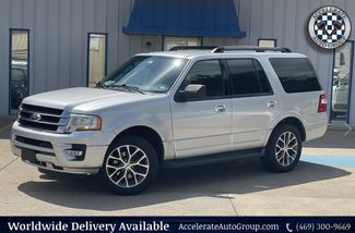 2017 Ford Expedition XLT NAV/LEATHER/3RD ROW SEATS/BLND SPOT SNSR/BT in Rowlett