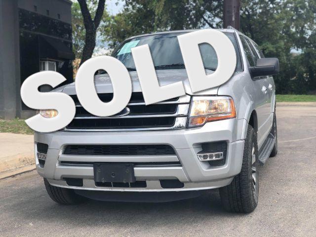 2017 Ford Expedition EL XLT 2WD in San Antonio TX, 78233
