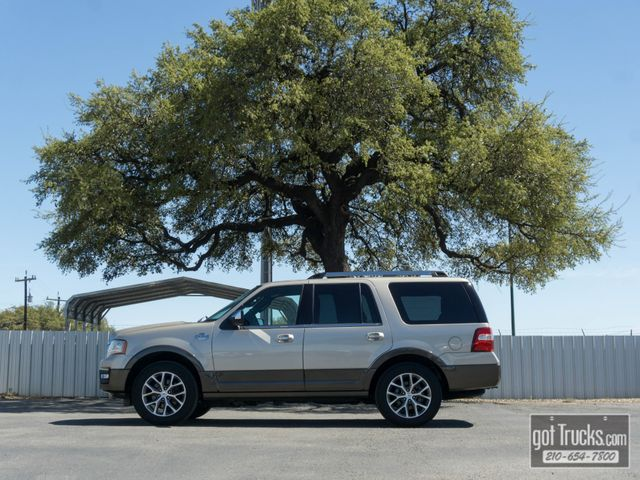 2017 Ford Expedition King Ranch Eco Boost