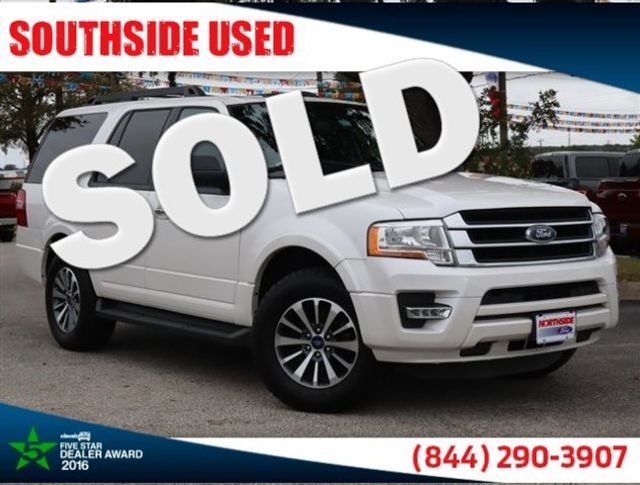 2017 Ford Expedition in San Antonio TX
