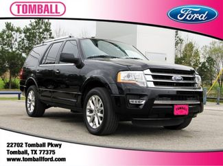 2017 Ford Expedition Limited in Tomball, TX 77375