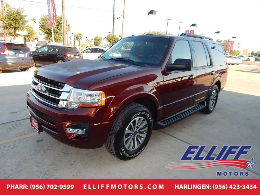 < 2017 Ford Expedition XLT in Harlingen TX, ...