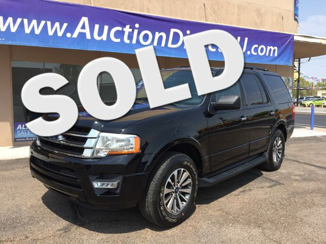 2017 Ford Expedition Xlt 5 Year 60 000 Mile Factory Train Warranty