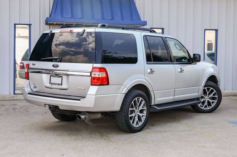 2017 Ford Expedition XLT NAV/LEATHER/3RD ROW SEATS/BLND SPOT SNSR/BT in Rowlett, Texas