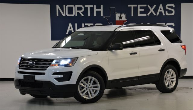 2017 Ford Explorer 1 Owner Base in Dallas, TX 75247