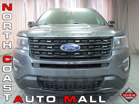 2017 Ford Explorer Sport in Akron, OH