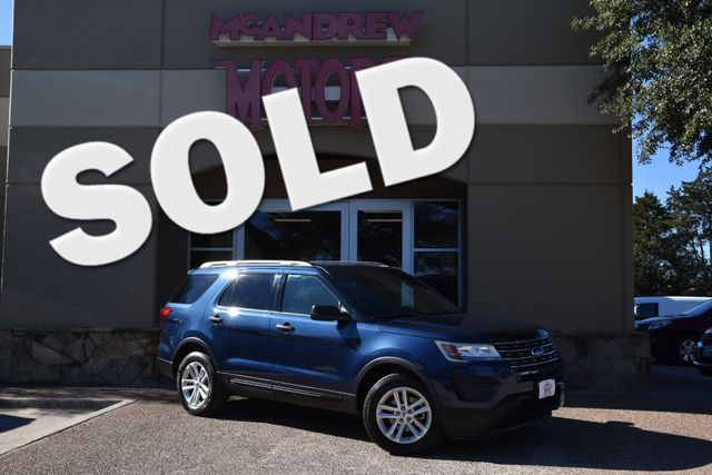 2017 Ford Explorer Low Miles