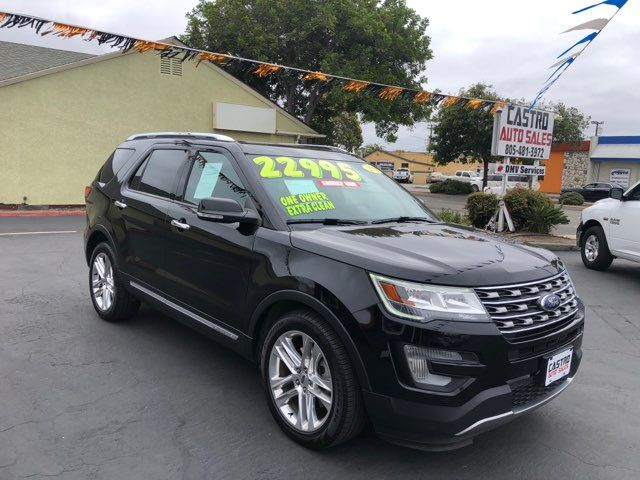 2017 Ford Explorer Limited in Arroyo Grande, CA 93420