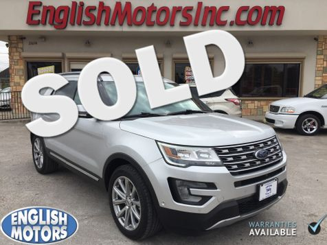 2017 Ford Explorer Limited in Brownsville, TX
