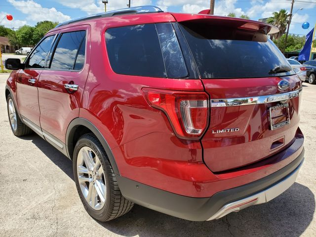 2017 Ford Explorer Limited in Brownsville, TX 78521