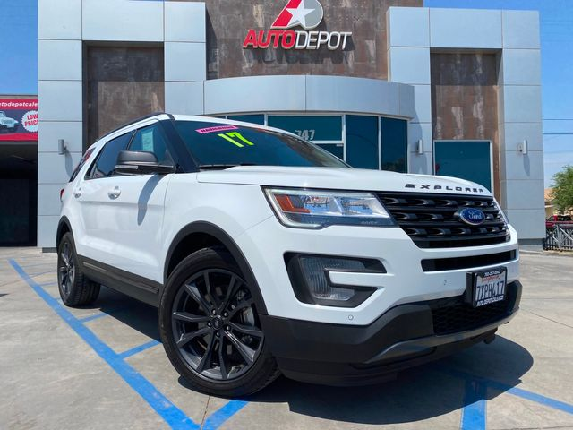 2017 Ford Explorer XLT in Calexico, CA 92231