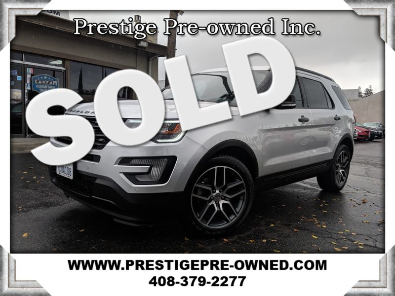 2017 Ford Explorer Sport  in Campbell CA