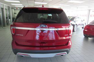 2017 Ford Explorer Limited W/NAVIGATION SYSTEM/ BACK UP CAM Chicago, Illinois 3