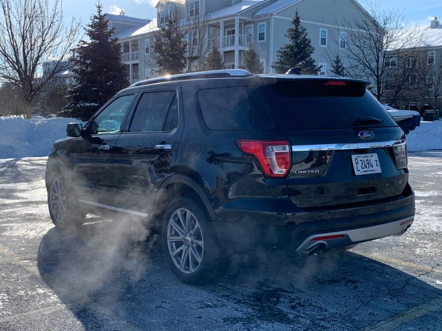 2017 Ford Explorer Limited Chicago, Illinois 10