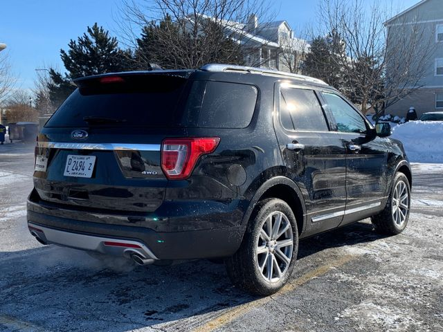 2017 Ford Explorer Limited Chicago, Illinois 6