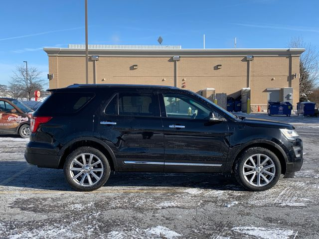 2017 Ford Explorer Limited Chicago, Illinois 4