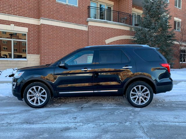 2017 Ford Explorer Limited Chicago, Illinois 7