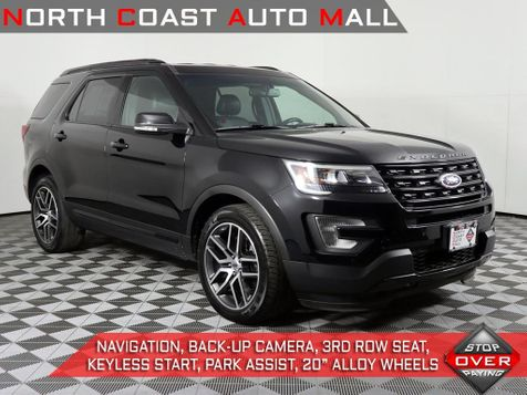 2017 Ford Explorer Sport in Cleveland, Ohio