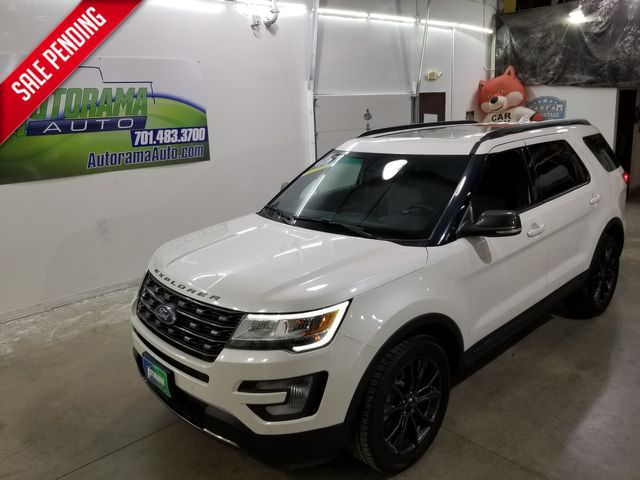 2017 Ford Explorer XLT All Wheel Drive, Quad Seats, in Dickinson, ND 58601
