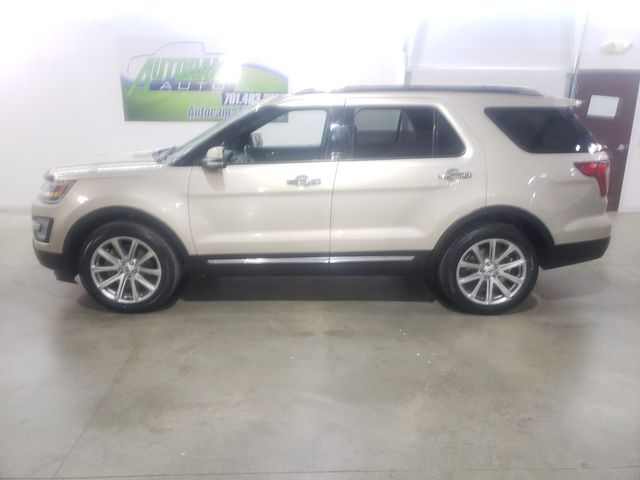 2017 Ford Explorer Limited in Dickinson, ND 58601
