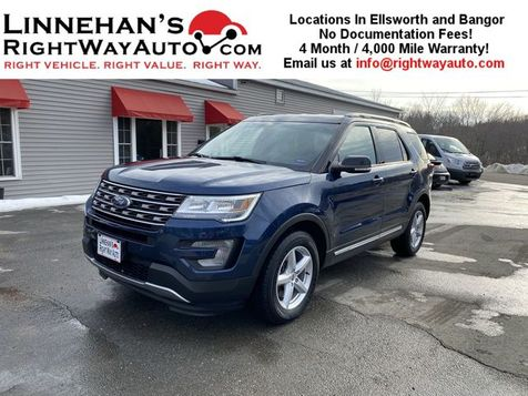 2017 Ford Explorer XLT in Bangor