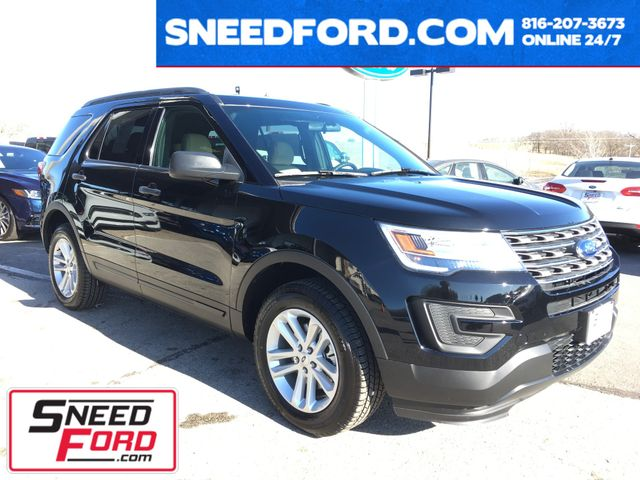 2017 Ford Explorer Base 4X4