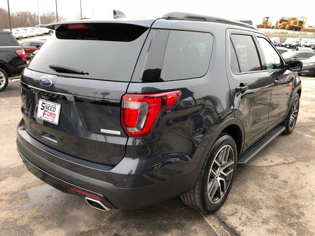 2017 Ford Explorer Sport 4X4 in Gower Missouri, 64454